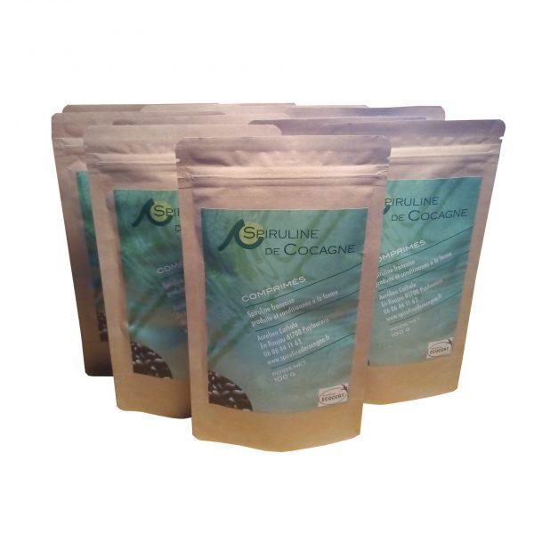 Pack de 10 sachets de comprimés + 1 gratuit